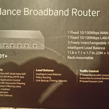 load balance tp-link tl-r480t+ ouedkniss