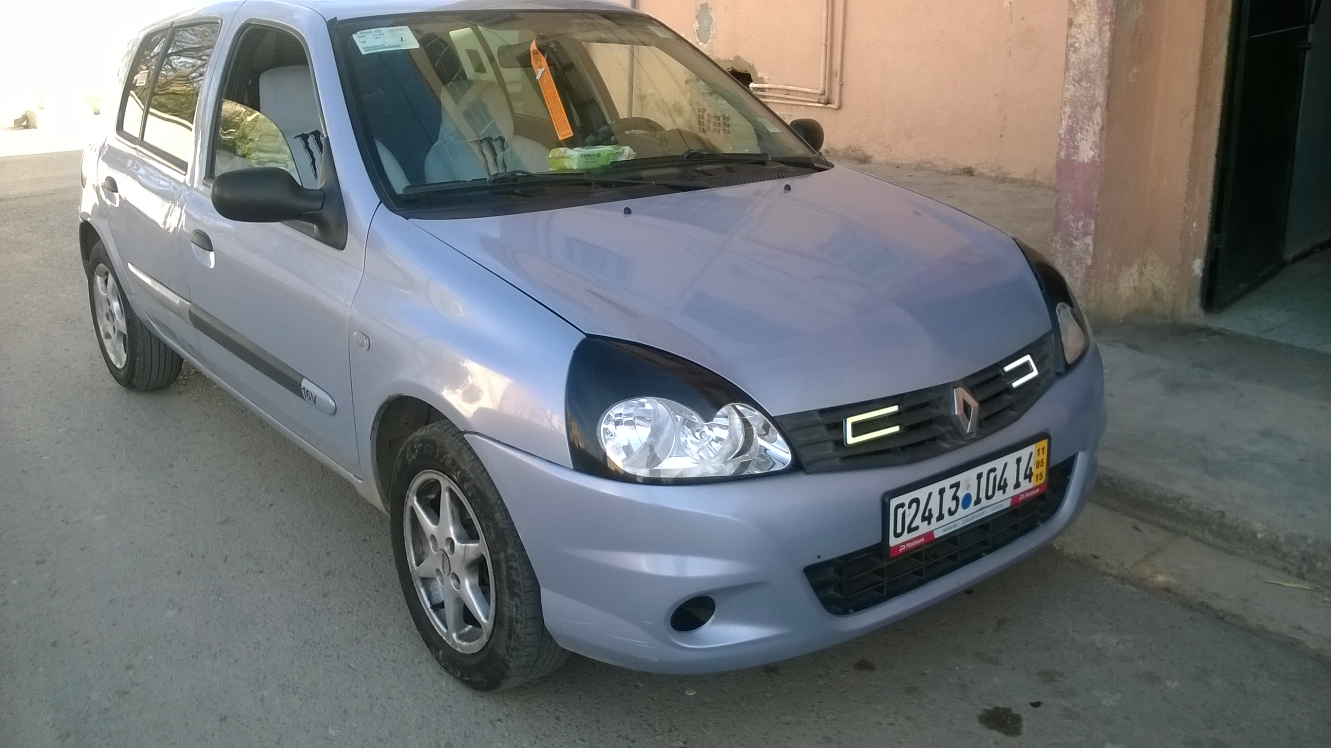 clio 1.2 16v ouedkniss