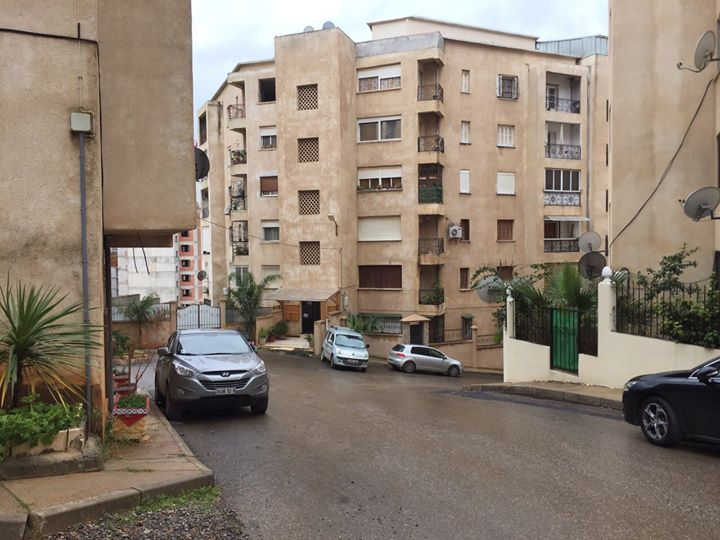 VEND DUPLEXE F6 a said hamdine ouedkniss