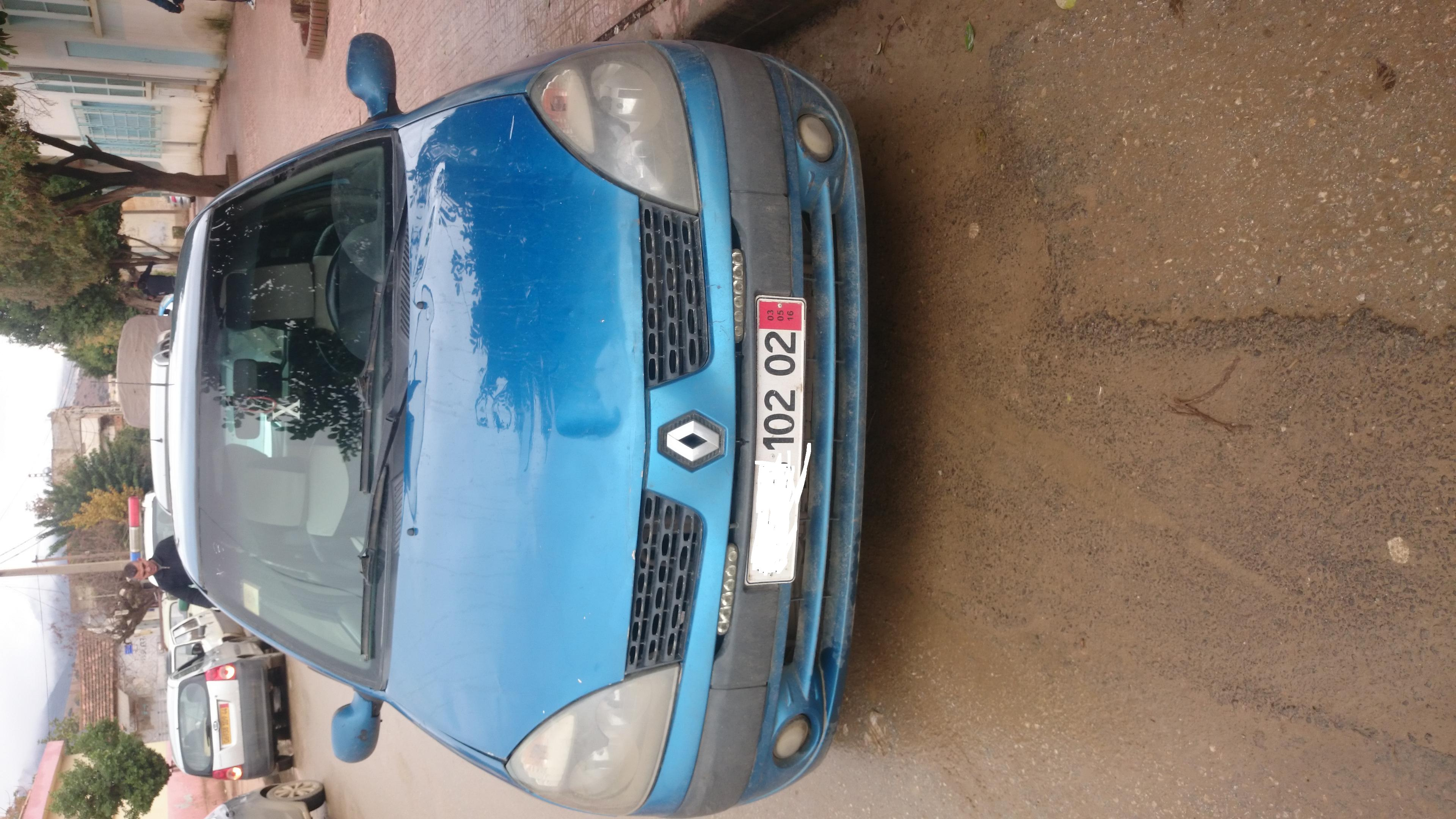 clio 2 ouedkniss