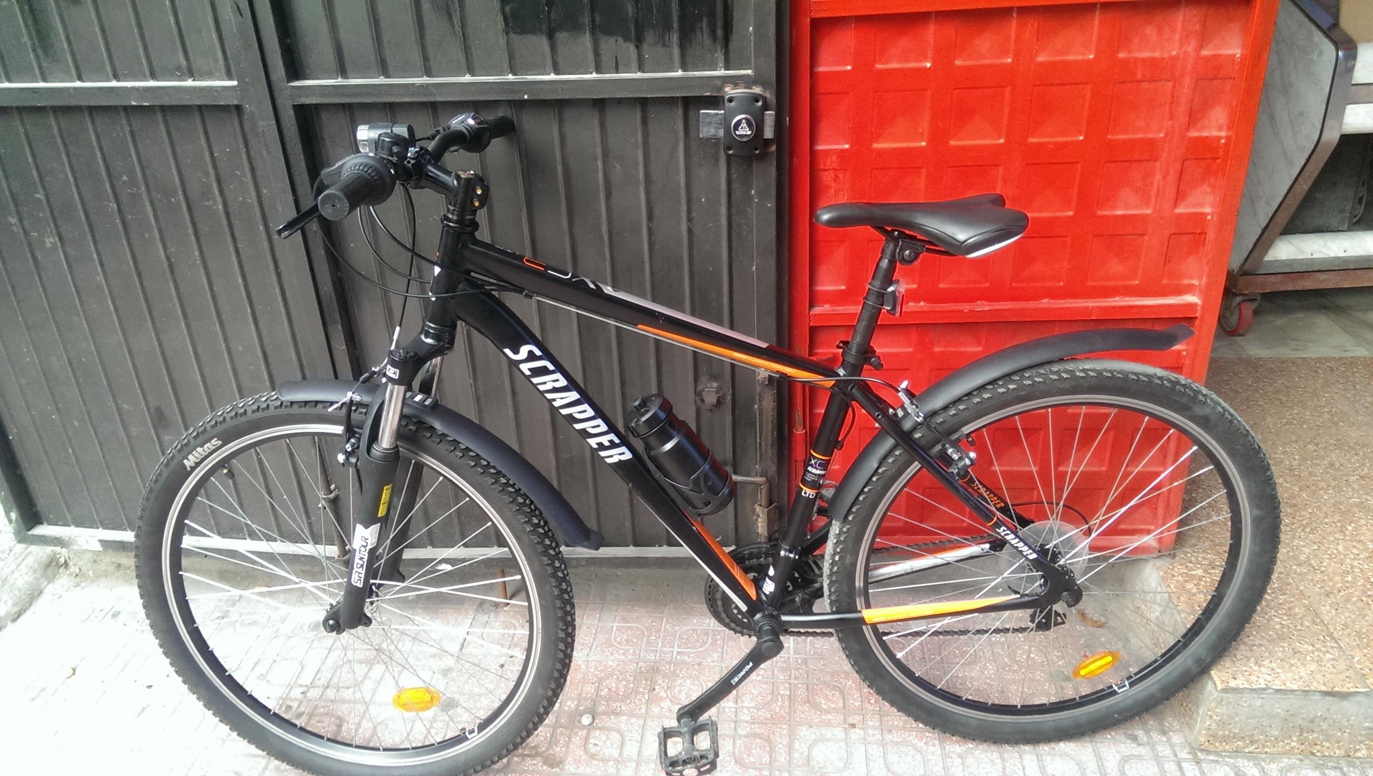 vélo   SCRAPER      XC3 LTD ouedkniss