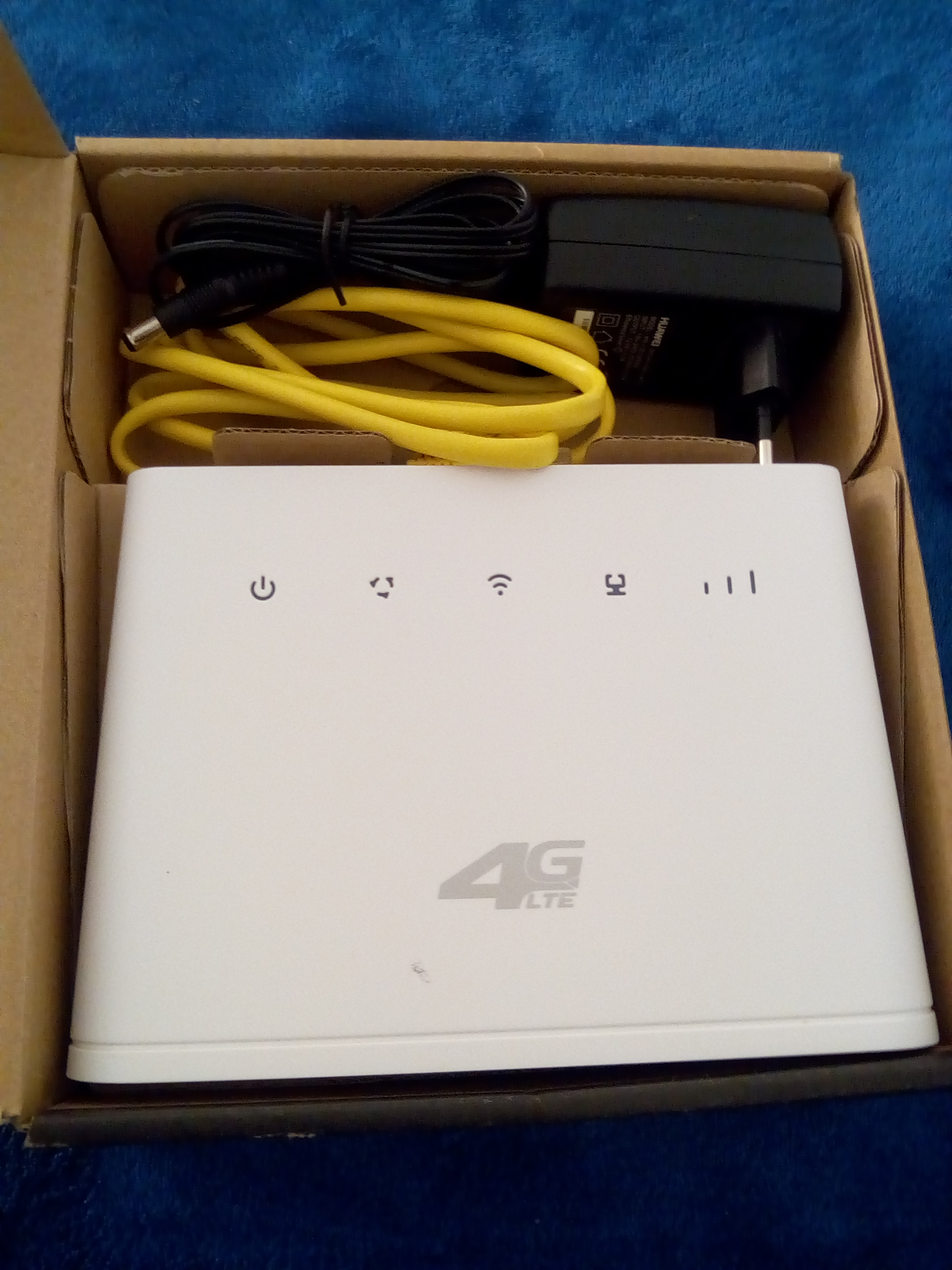 Modem 4G lte huawei ouedkniss