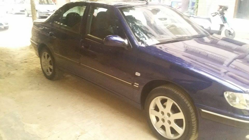 vente peugeot 406 a saida ouedkniss