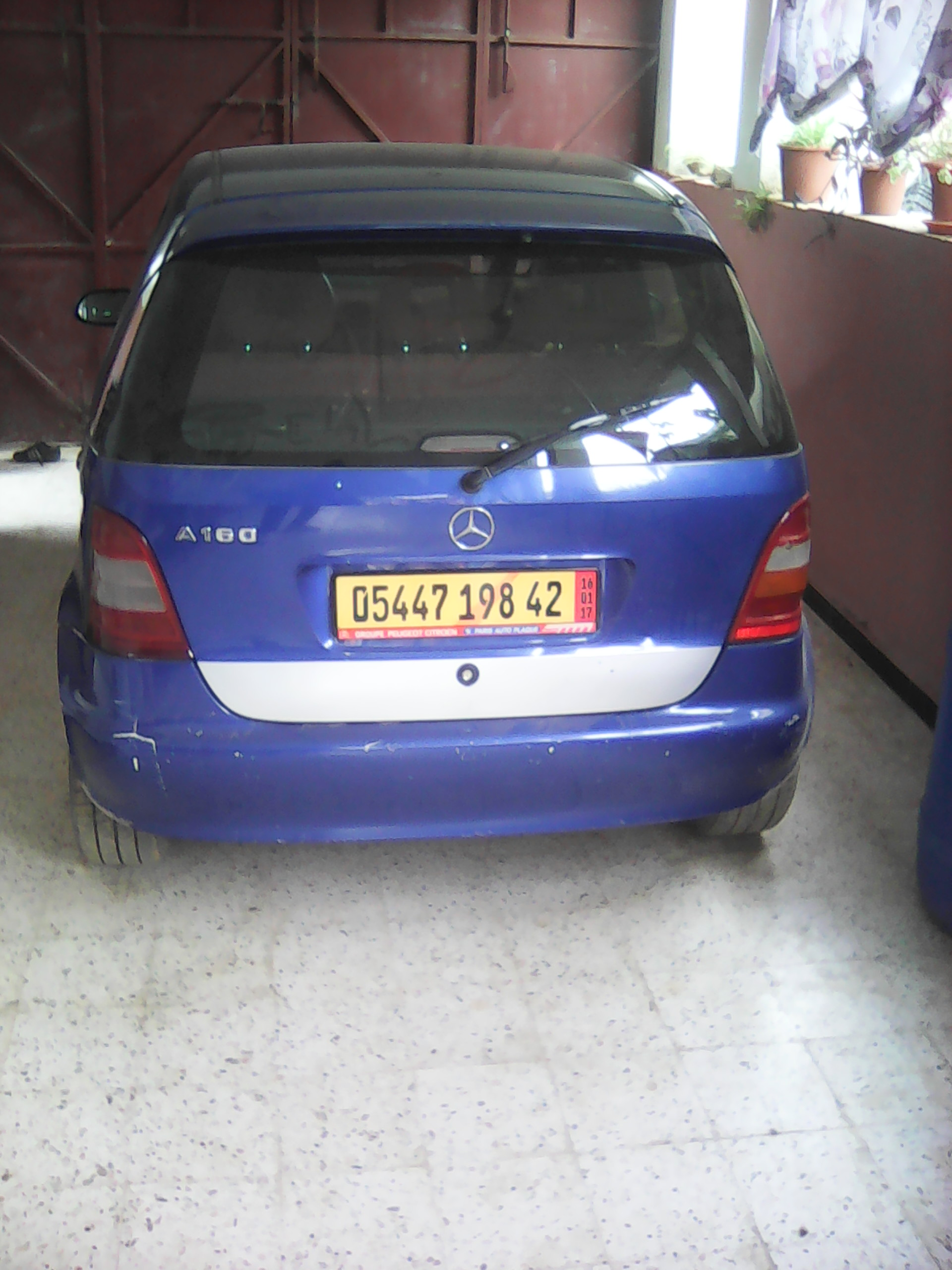 mercedes A160  1998 ouedkniss