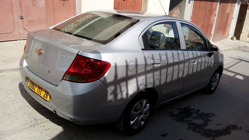 CHEVROLET SAIL ouedkniss