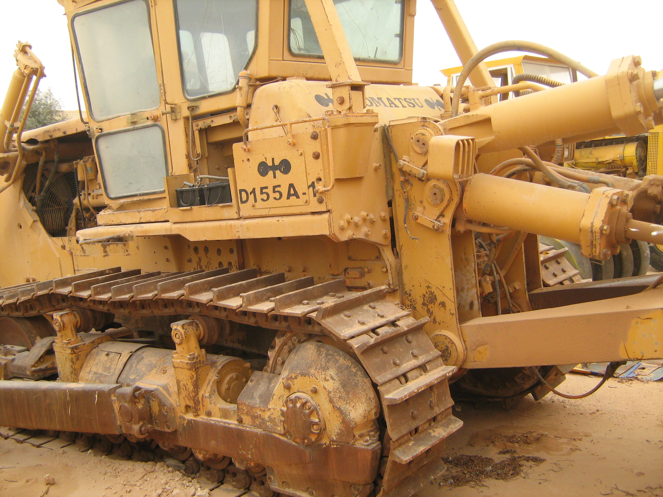 bulldozer ouedkniss