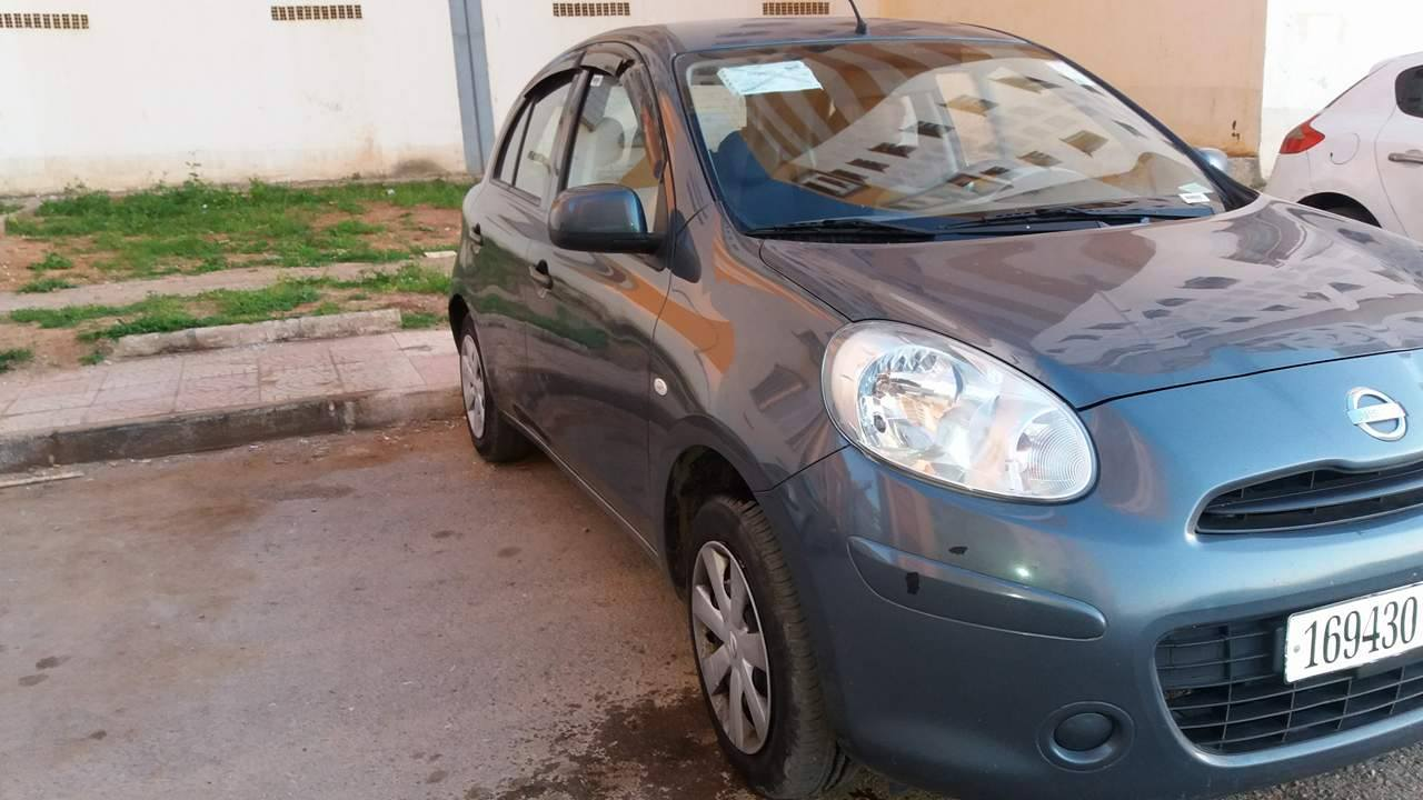 voiture Micra nouvelle toute neuf ouedkniss