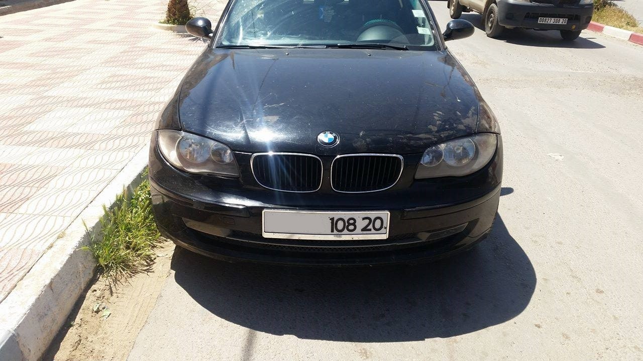BMW serie1 ouedkniss
