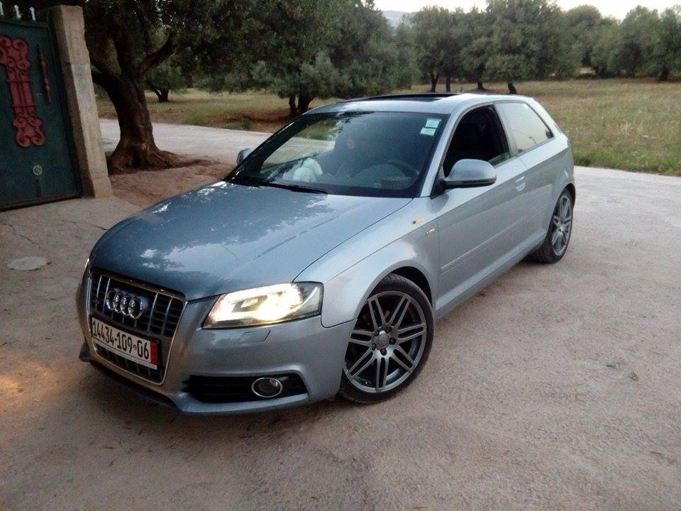 Audi A3 TDI 2009 ouedknisse