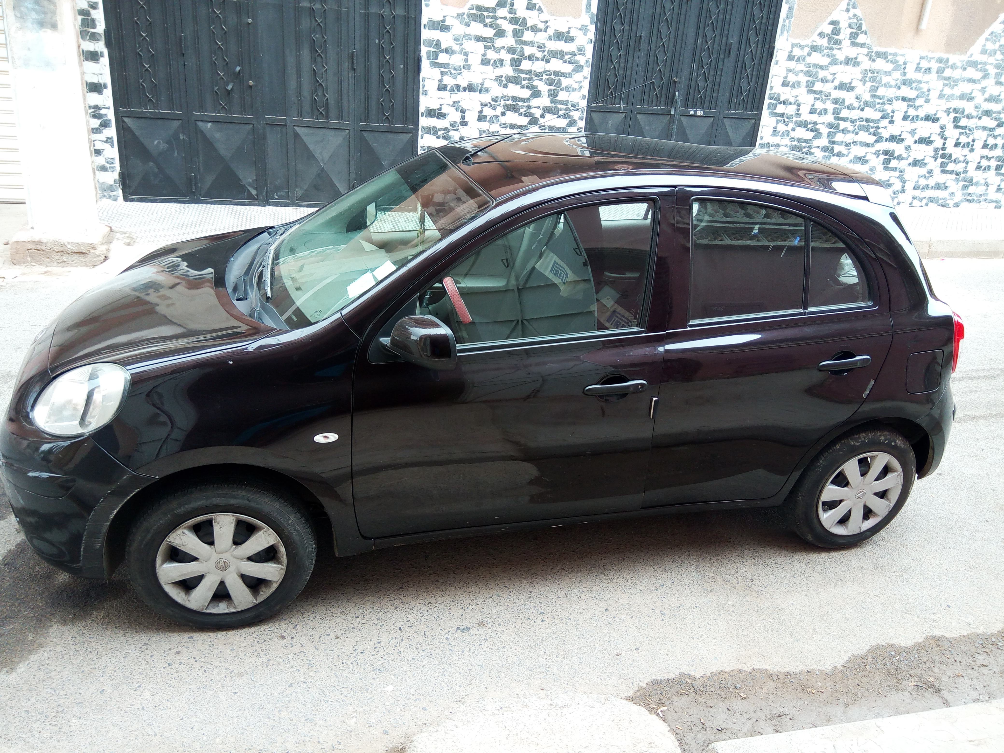nissan micra ascenta ouedkniss