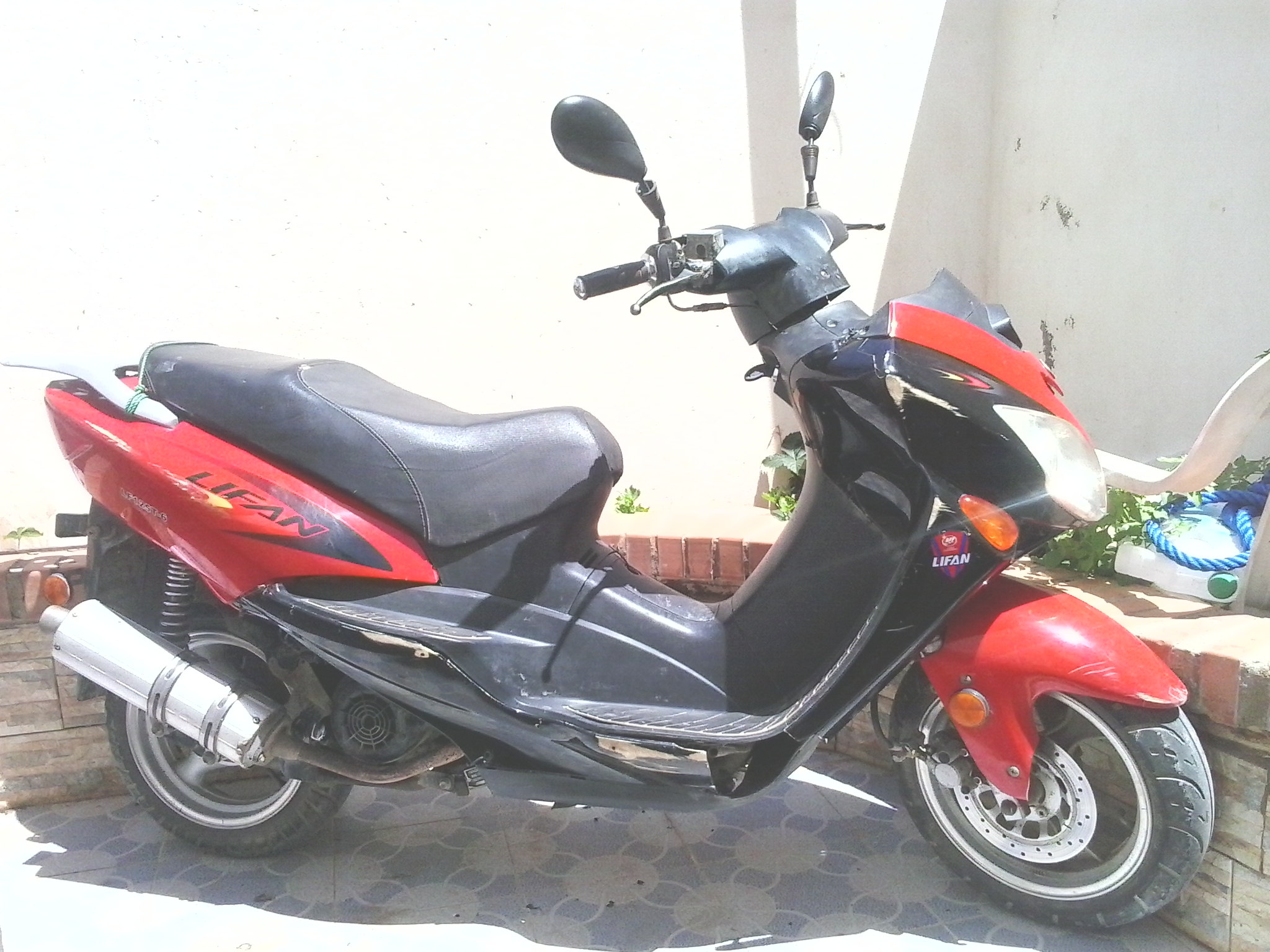 LIFAN 125 T-6 ouedkniss