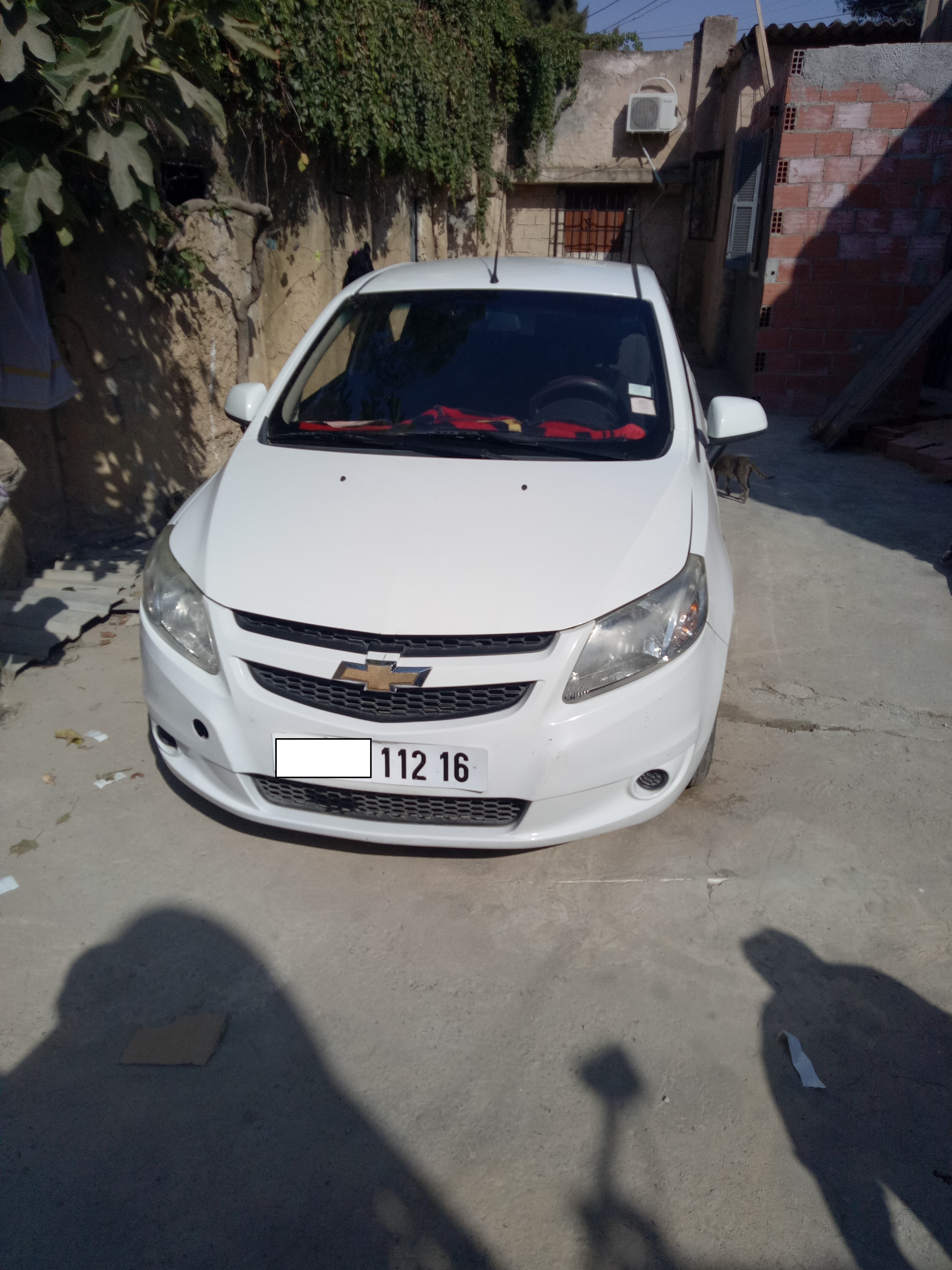 chevrolet SAIL 2012 ouedkniss