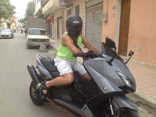 T MAX LUXE MAX 530 ANNEE 2016 ouedkniss