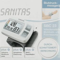 tensiometer  sanitas sbc 23 ouedkniss