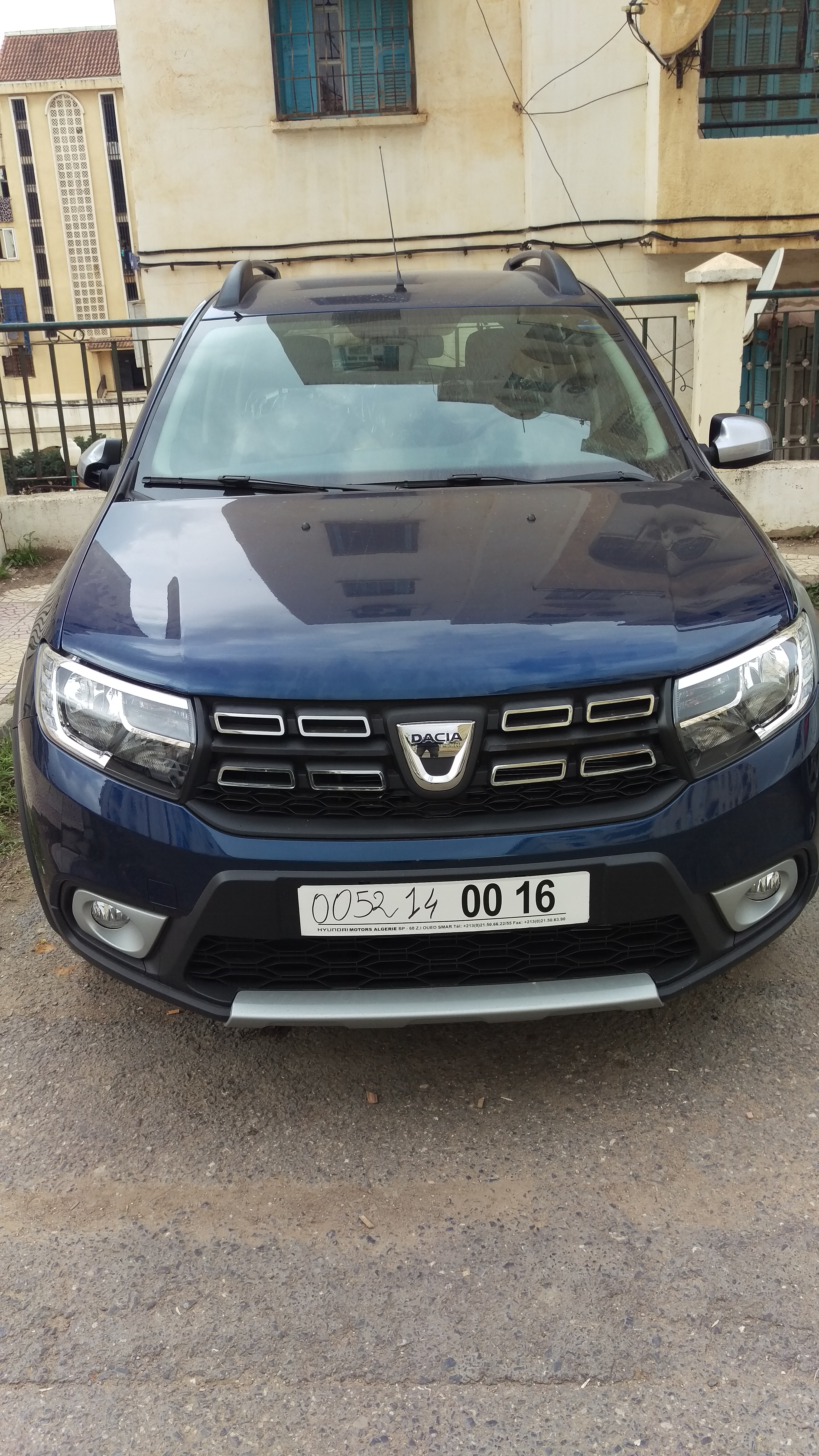 Dacia sandero ouedkniss