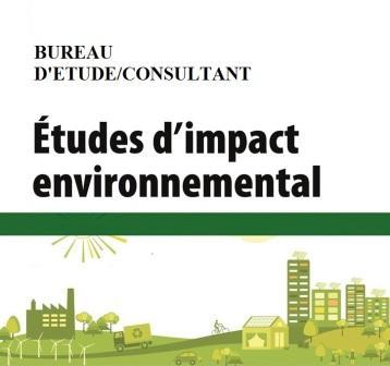 Bureau d'études en Environnement, Expertise & Consulting ouedkniss