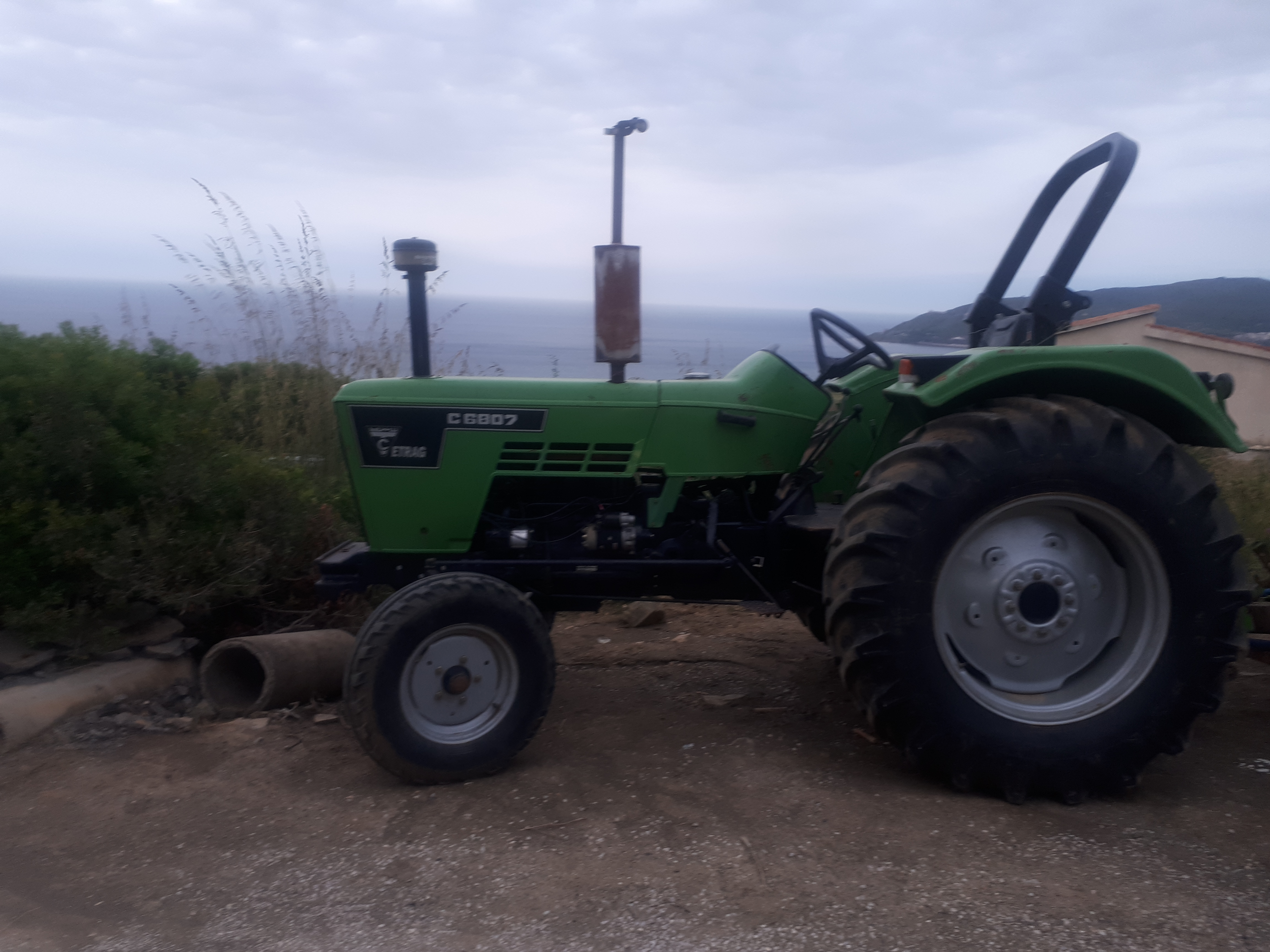 tracteure cirta 2014 a vendre ouedknisse