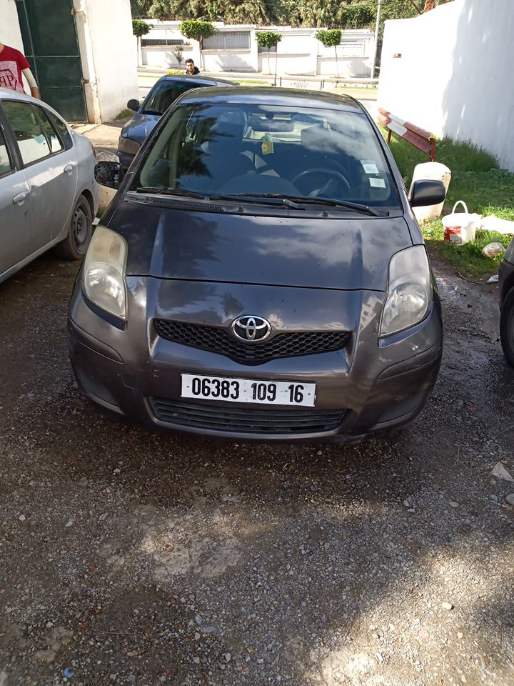 Toyota Yaris 2009 à vendre ouedkniss