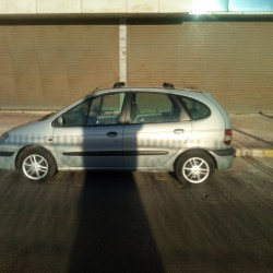 renault megane 1.9 dti 2003 scenic ouedkniss
