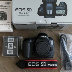Canon EOS 5D Mark IV DSLR  4k Camera ouedkniss