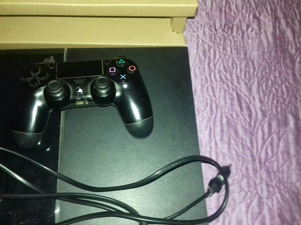 PS4 ouedkniss