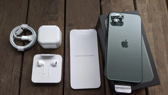 Brand new Apple Iphone 11 pro max F/S ouedkniss