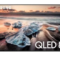 "Samsung QN65Q900RBFXZA Flat 65"" QLED 8K Q900 TV ouedkniss"