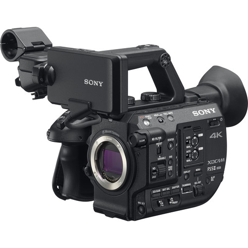 Sony PXW-FS5M2 4K XDCAM Super 35mm Compact Camcorder ouedkniss