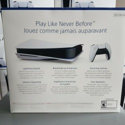 PlayStation 5 Console Disc BUNDLE + EXTRA CONTROLLER ouedkniss
